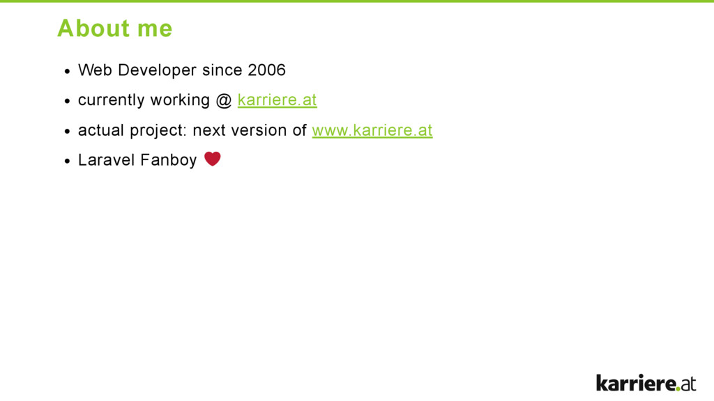 About me Web Developer since 2006 currently wor...