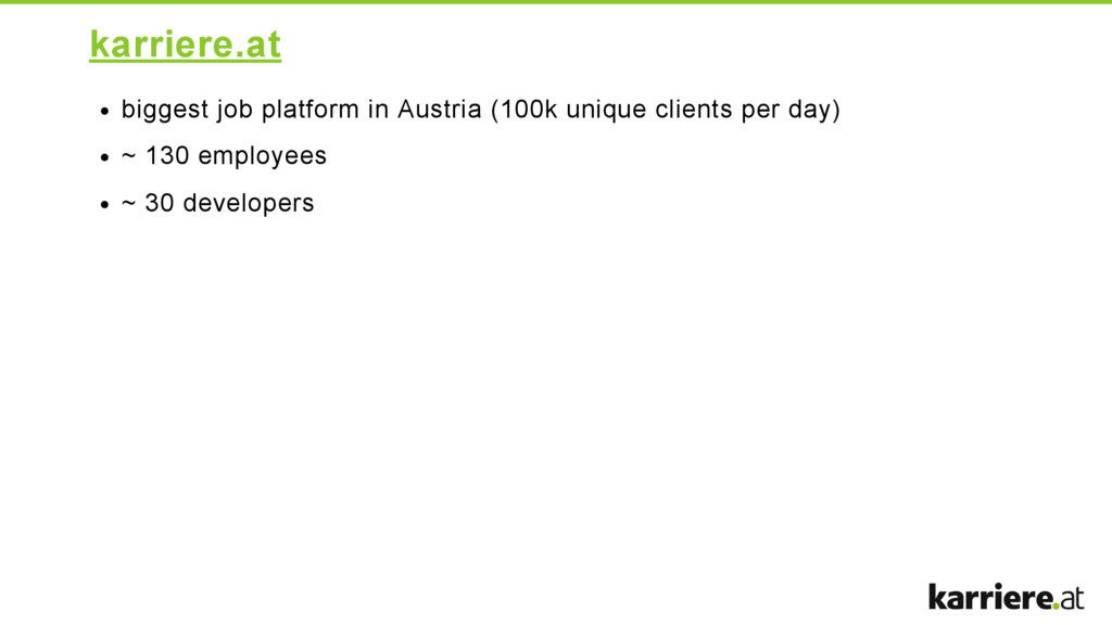 karriere.at biggest job platform in Austria (10...
