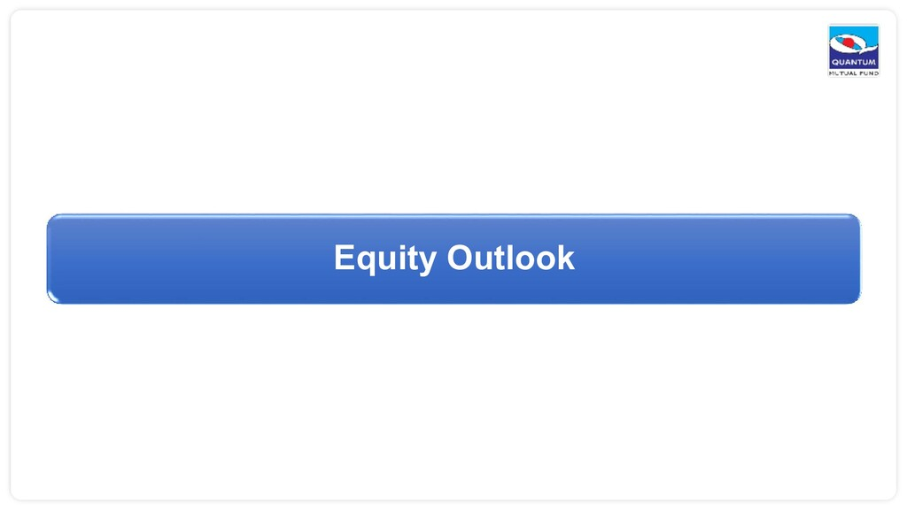 Equity Outlook