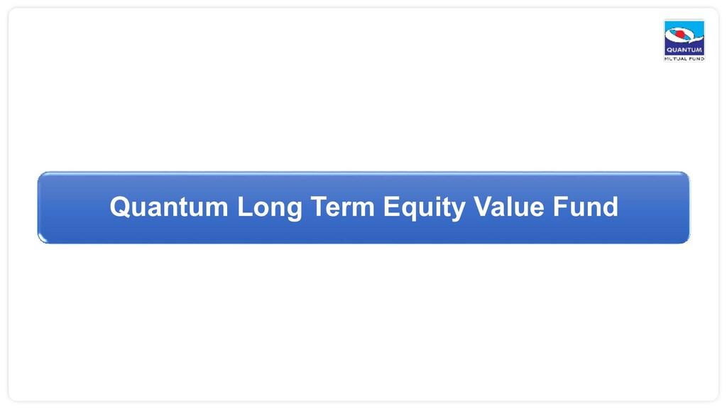Quantum Long Term Equity Value Fund