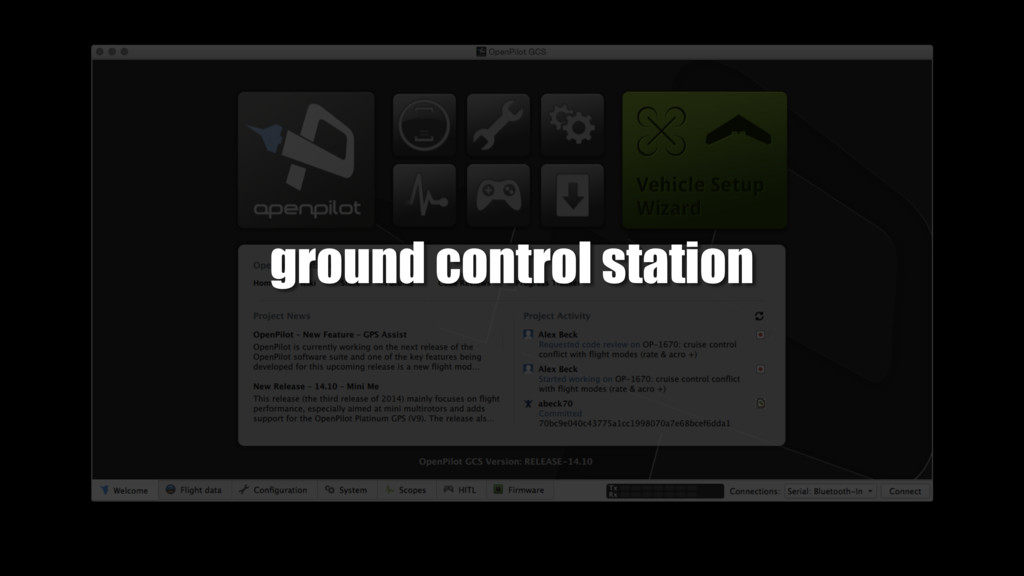 ground control station