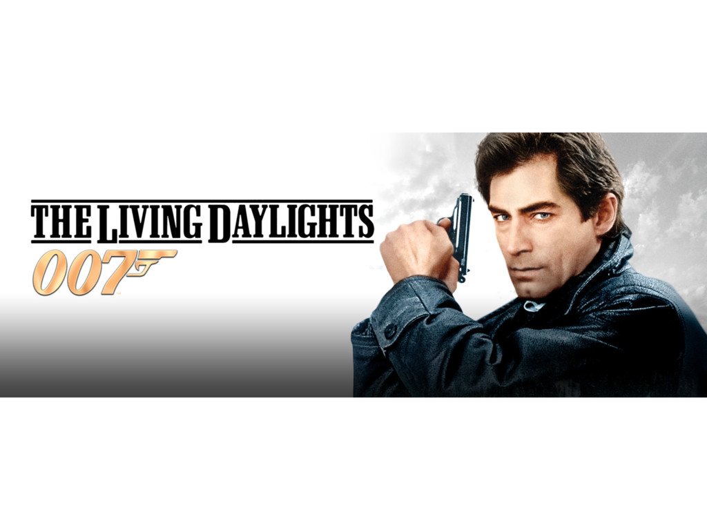 The living Daylights ""