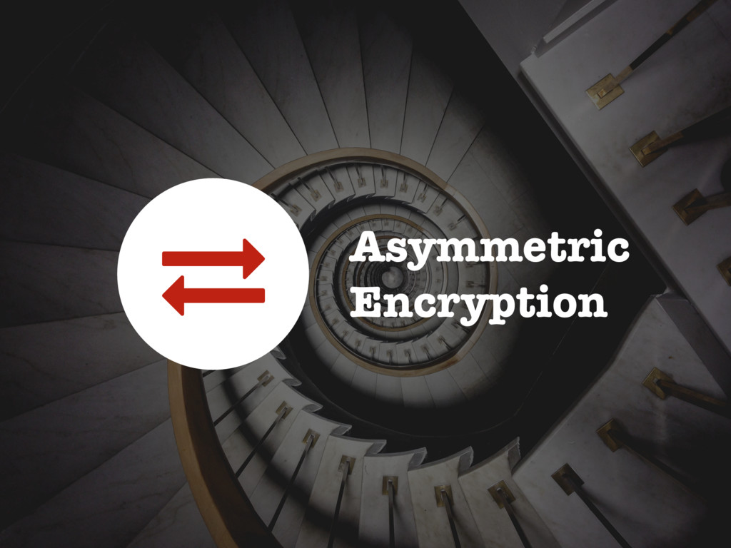 Asymmetric Encryption 1