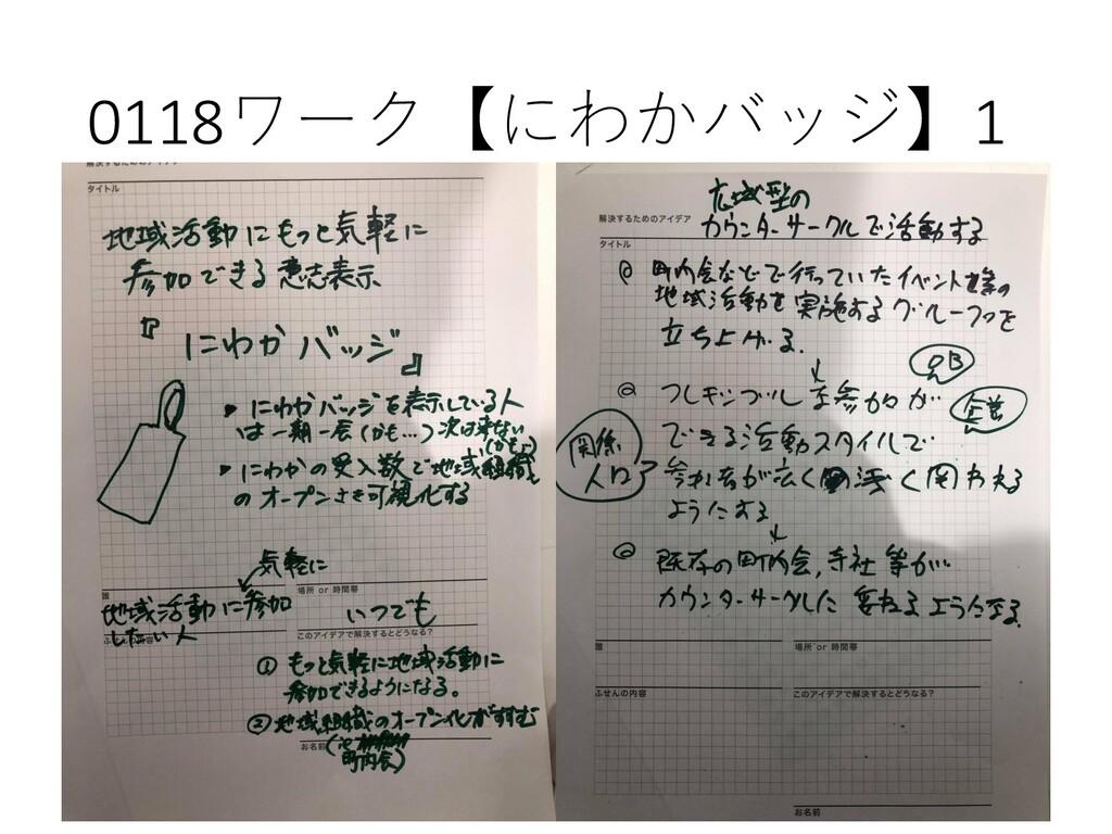 0118ワーク【にわかバッジ】1