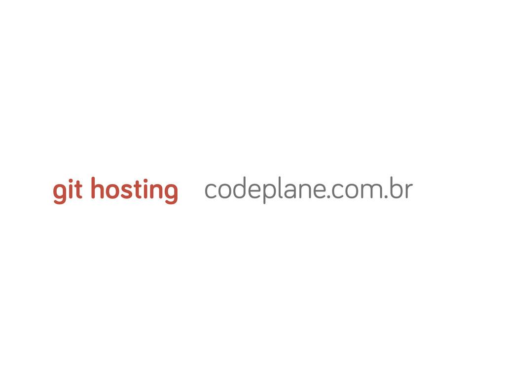 codeplane.com.br it hostin