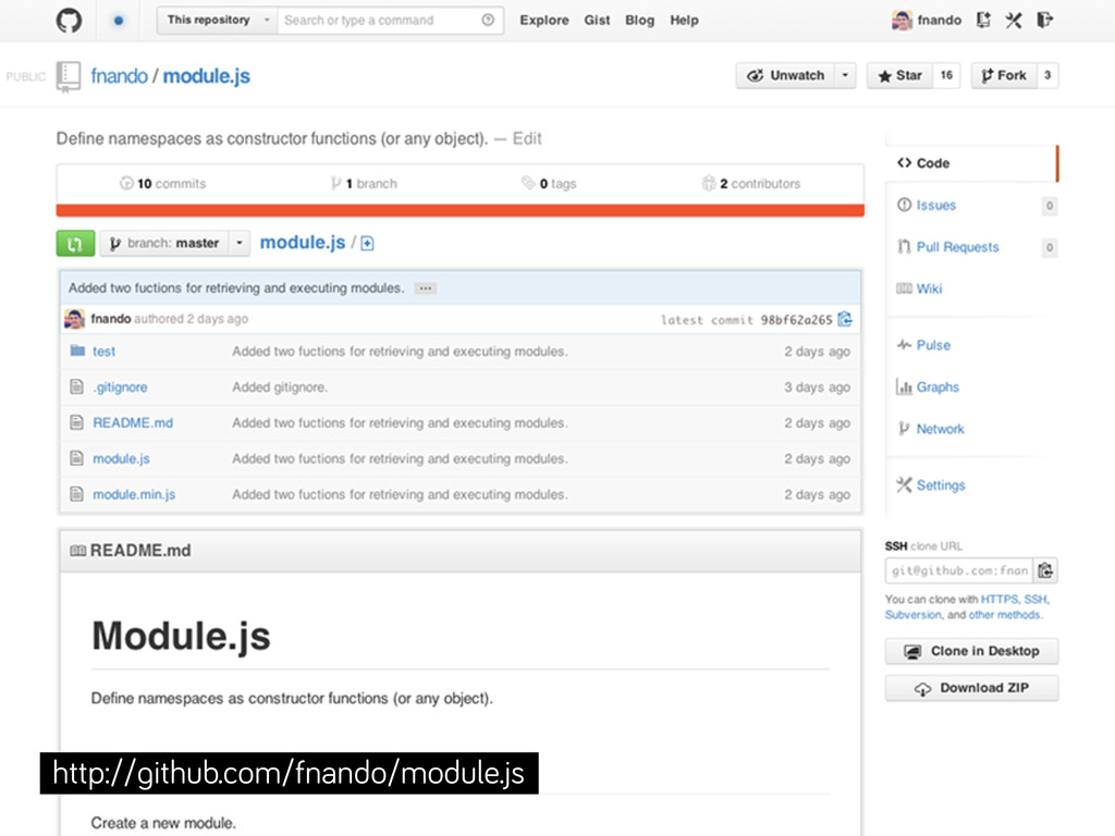 http:// ithub.com/fnando/module.js