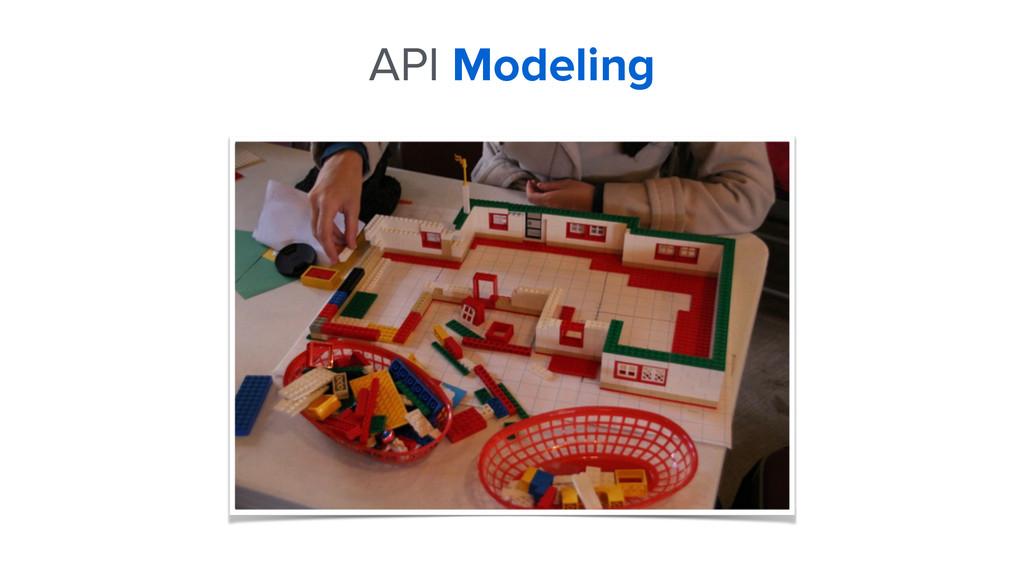 API Modeling