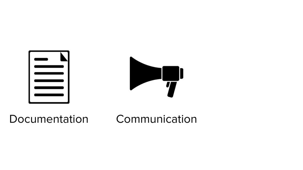 Documentation Communication