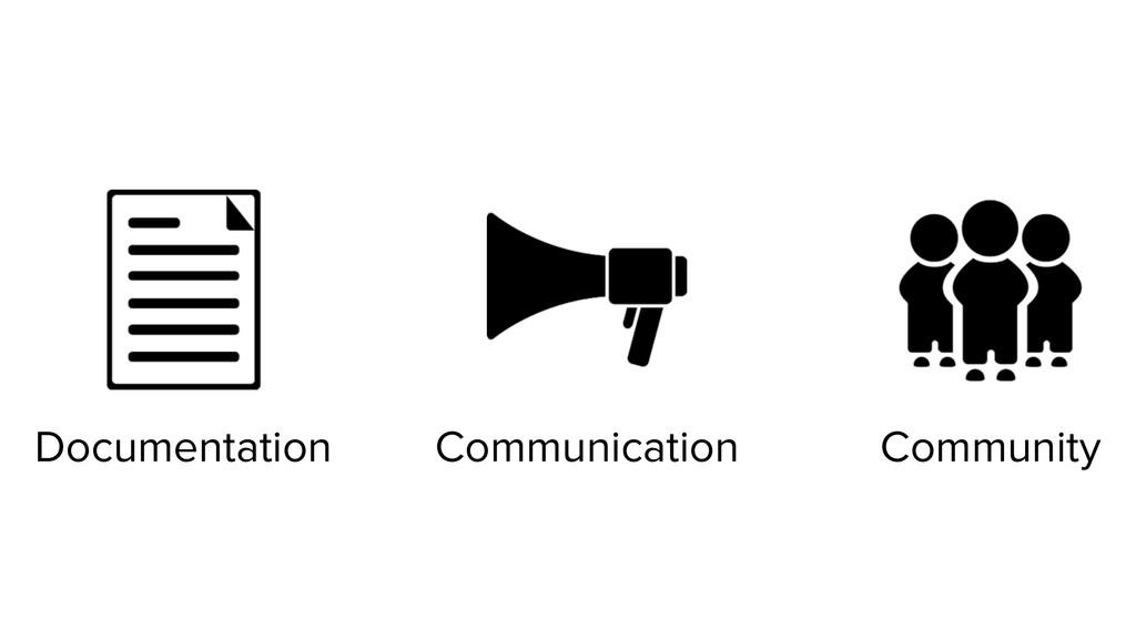 Community Documentation Communication