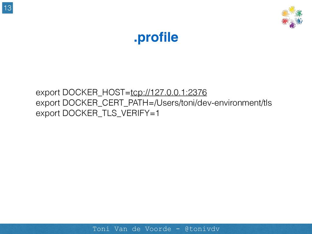 .profile 13 Toni Van de Voorde - @tonivdv export...