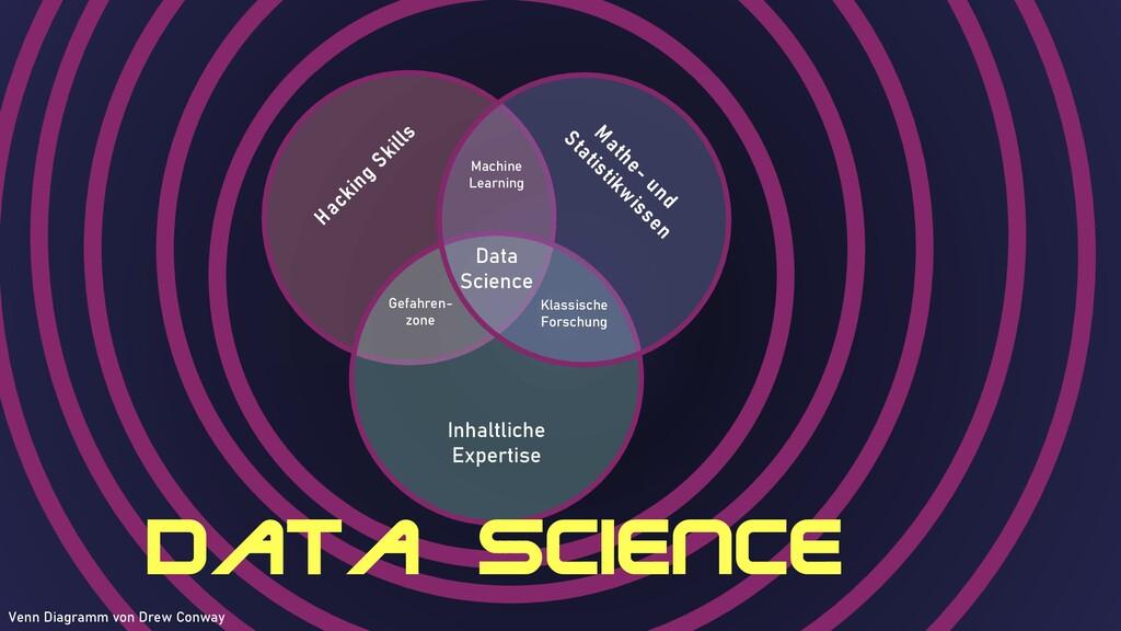Inhaltliche Expertise Data Science Machine Lear...