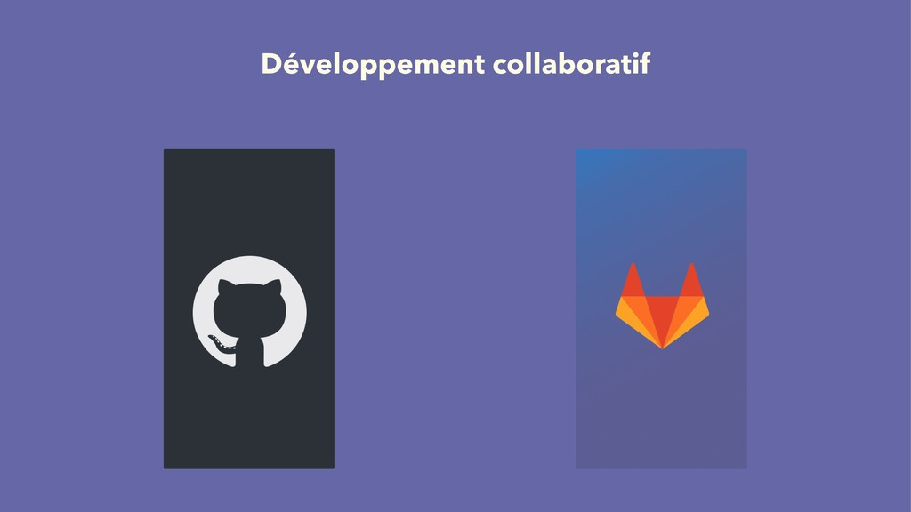 Développement collaboratif