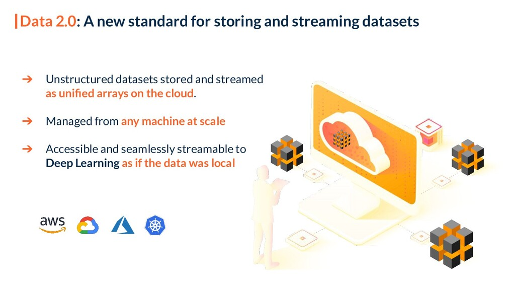 Data 2.0: A new standard for storing and stream...