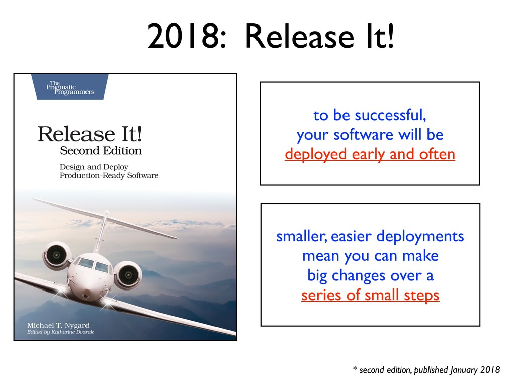 * second edition, published January 2018 to be ...