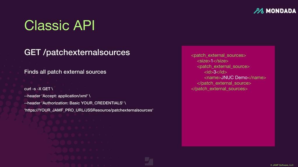 © JAMF Software, LLC <patch_external_sources>  ...