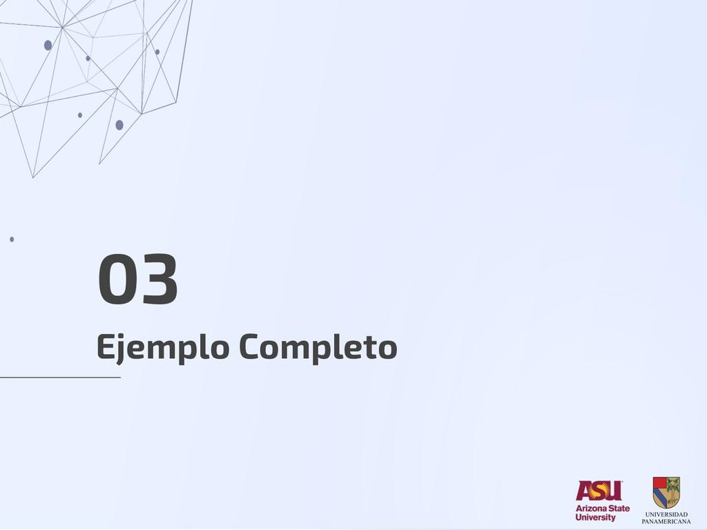 Ejemplo Completo 03