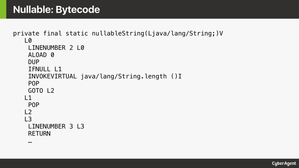 private final static nullableString(Ljava/lang/...