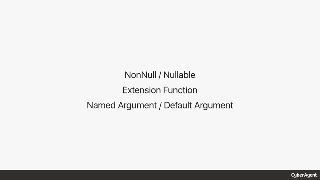 NonNull / Nullable Extension Function Named Arg...