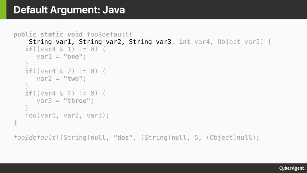 public static void foo$default( String var1, St...