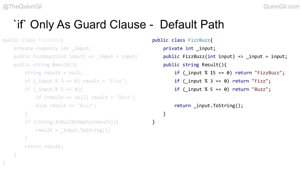 public class FizzBuzz{ private readonly int _in...
