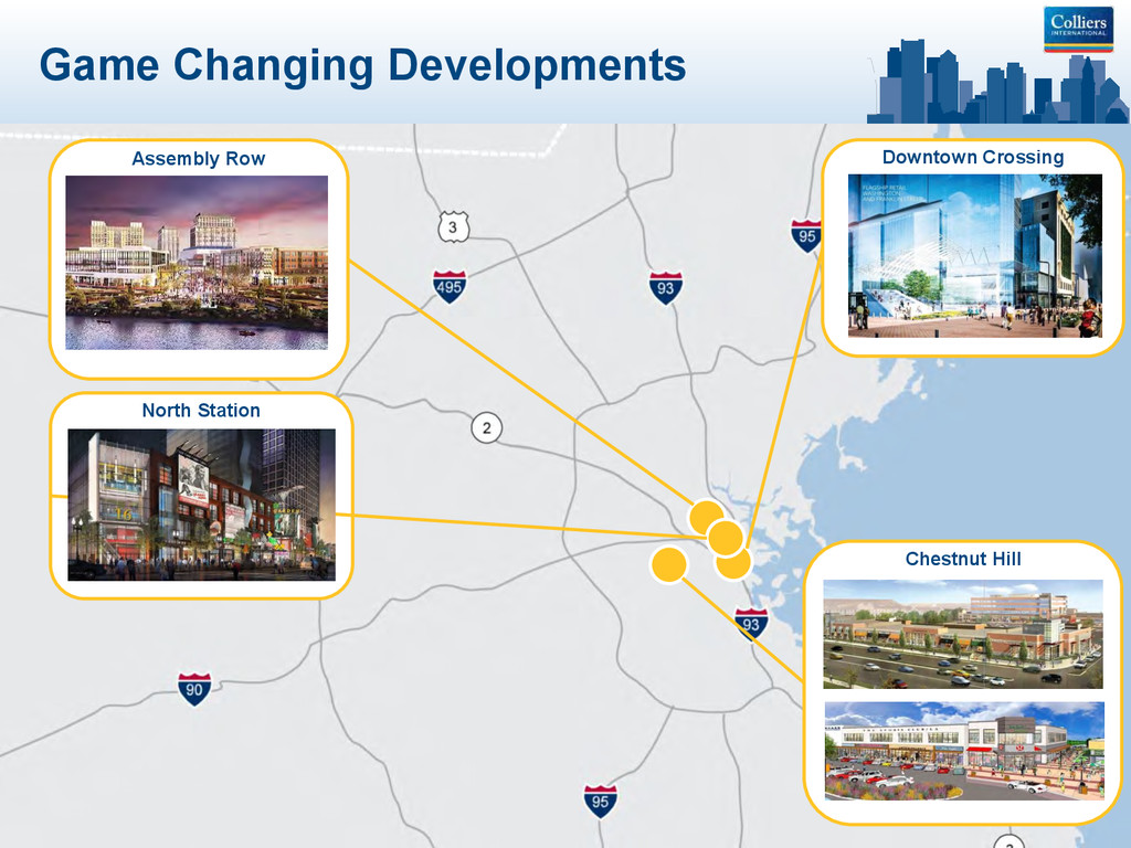 Downtown Crossing Game Changing Developments As...