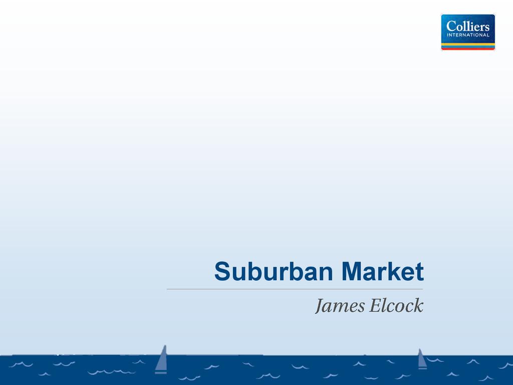 Suburban Market