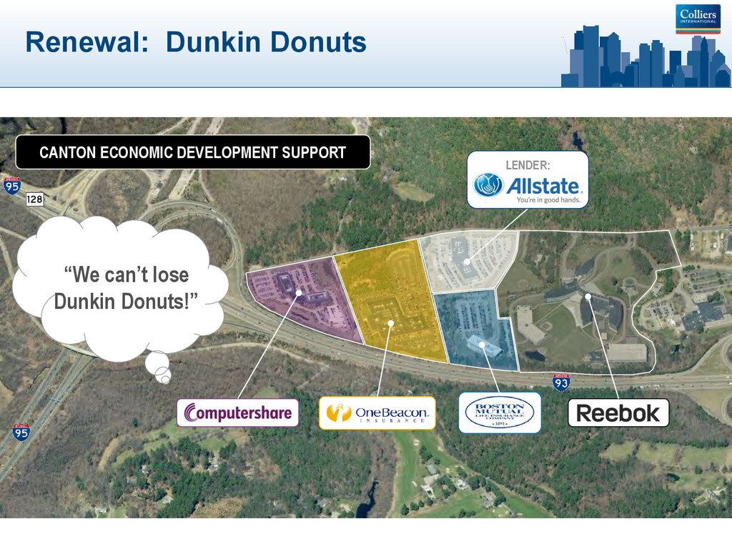 """Renewal: Dunkin Donuts """"We can't lose Dunkin Do..."""