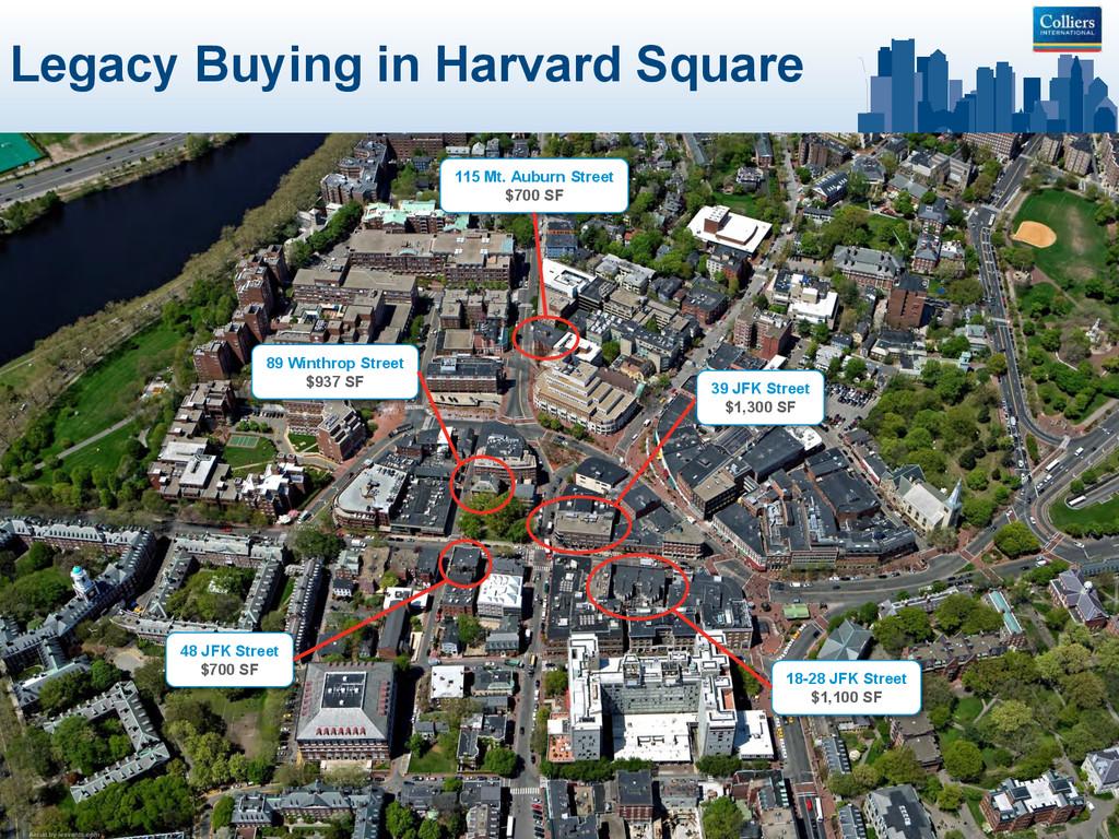 Legacy Buying in Harvard Square 18-28 JFK Stree...