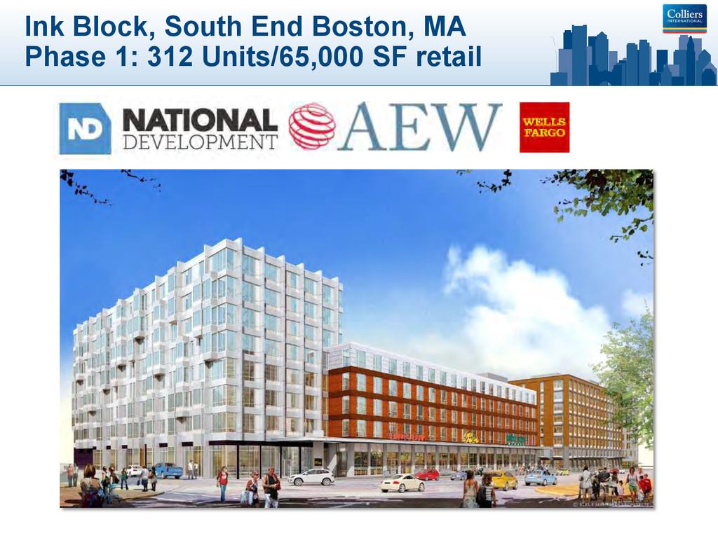 Ink Block, South End Boston, MA Phase 1: 312 Un...