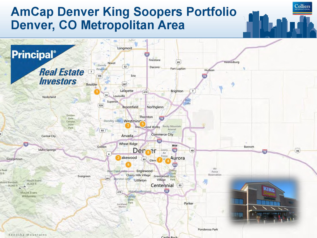 AmCap Denver King Soopers Portfolio Denver, CO ...