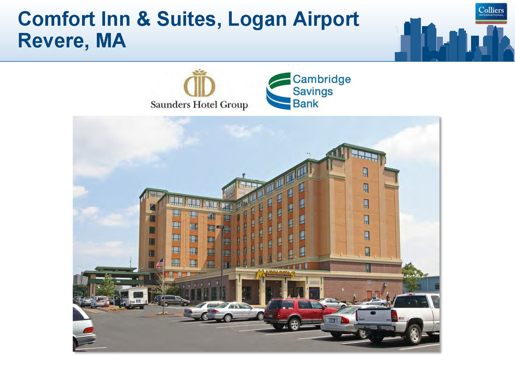 Comfort Inn & Suites, Logan Airport Revere, MA