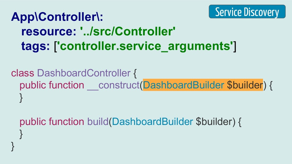App\Controller\: resource: '../src/Controller' ...