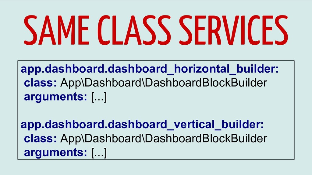 SAME CLASS SERVICES app.dashboard.dashboard_hor...