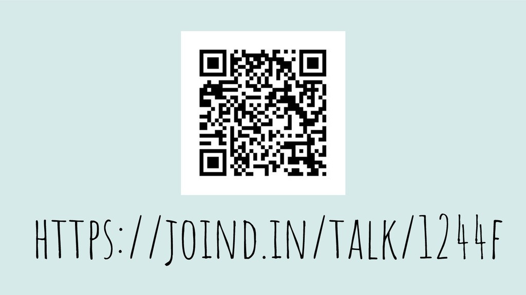 https://joind.in/talk/1244f