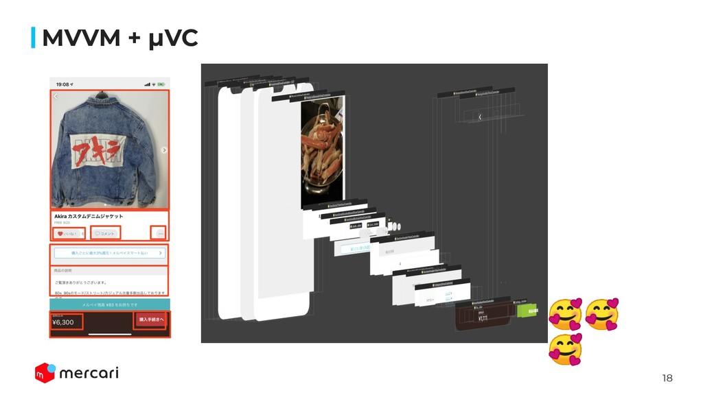 18 MVVM + μVC