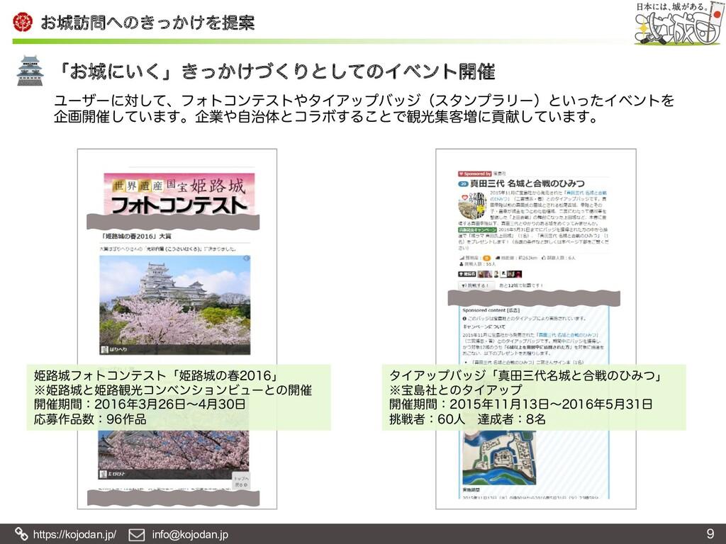 https://kojodan.jp/ info@kojodan.jp ͓๚ͷ͖͔͚ͬΛ...