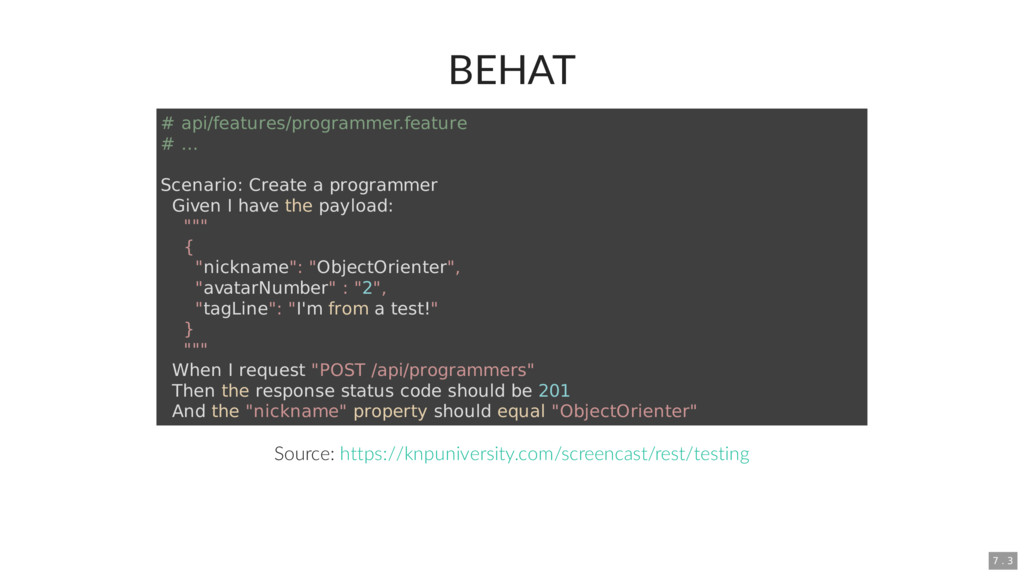 BEHAT Source: # api/features/programmer.feature...