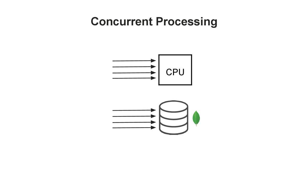 Concurrent Processing CPU