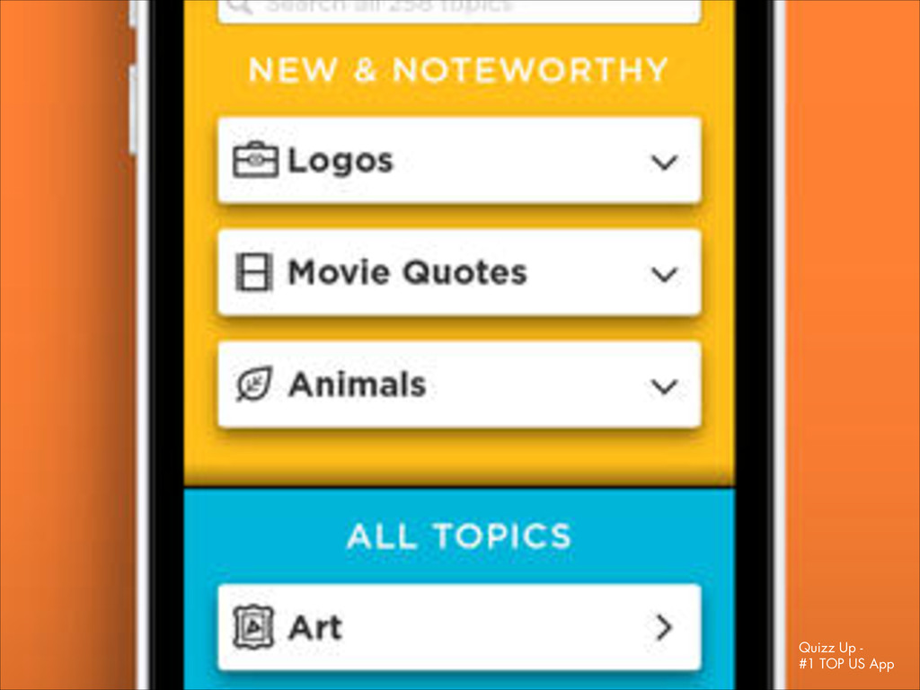 Quizz Up - #1 TOP US App