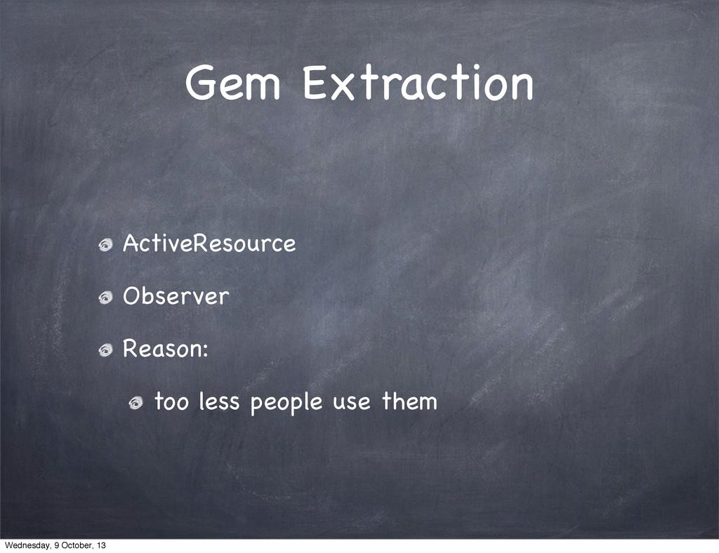 Gem Extraction ActiveResource Observer Reason: ...