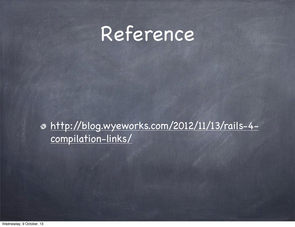Reference http:/ /blog.wyeworks.com/2012/11/13/...
