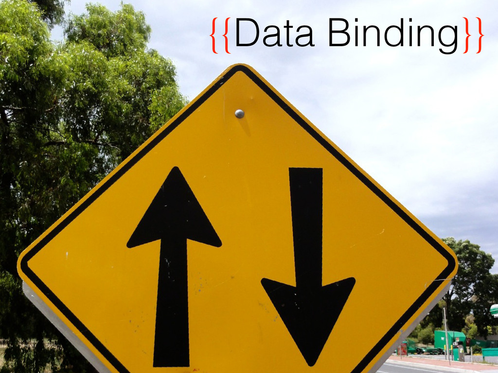 {{Data Binding}}