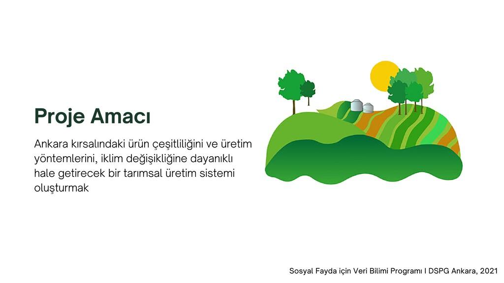 Ankara kırsalındak ürün çeş tl l ğ n ve üret m ...