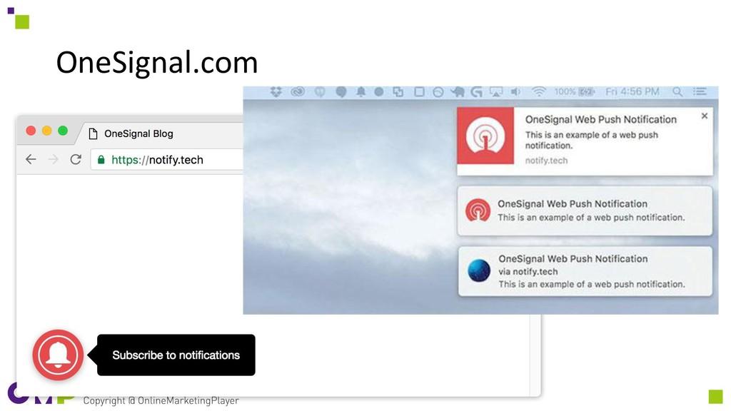 OneSignal.com