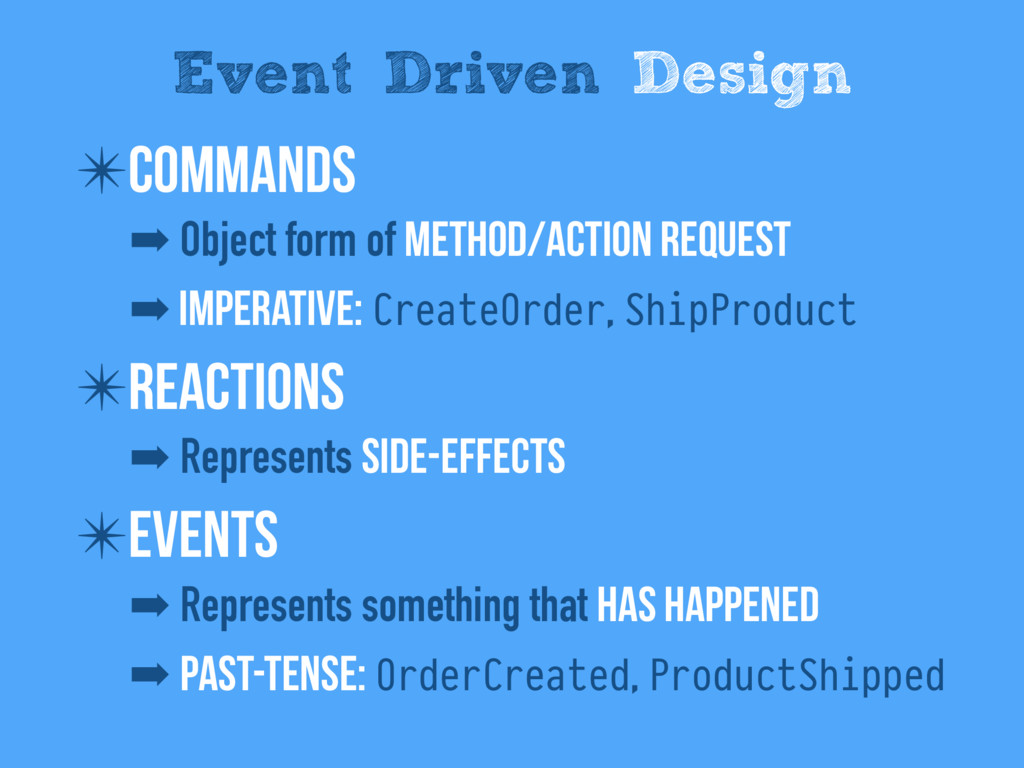 ✴Commands ➡ Object form of method/Action reques...