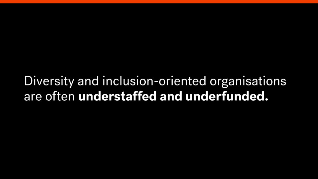 Diversity and inclusion-oriented organisations ...