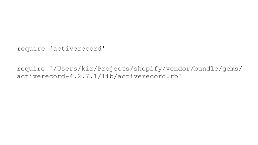 require 'activerecord' require '/Users/kir/Proj...