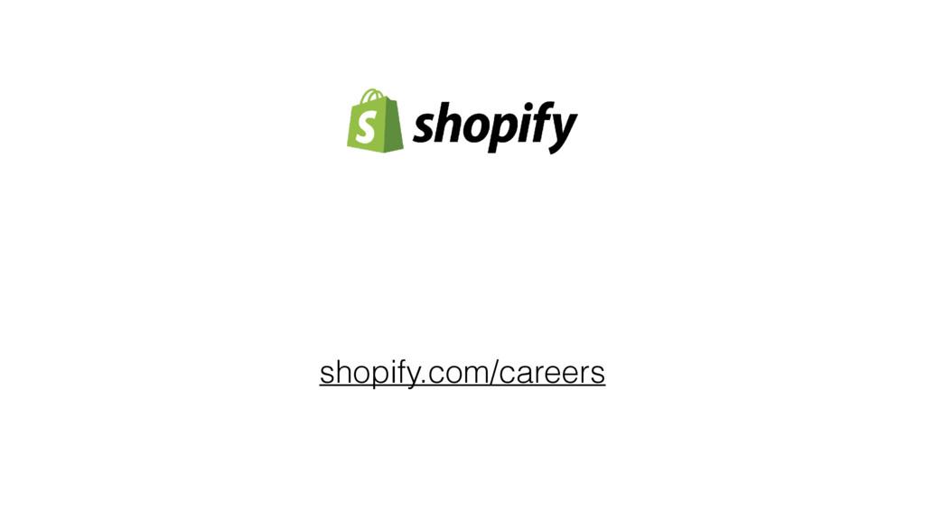 shopify.com/careers
