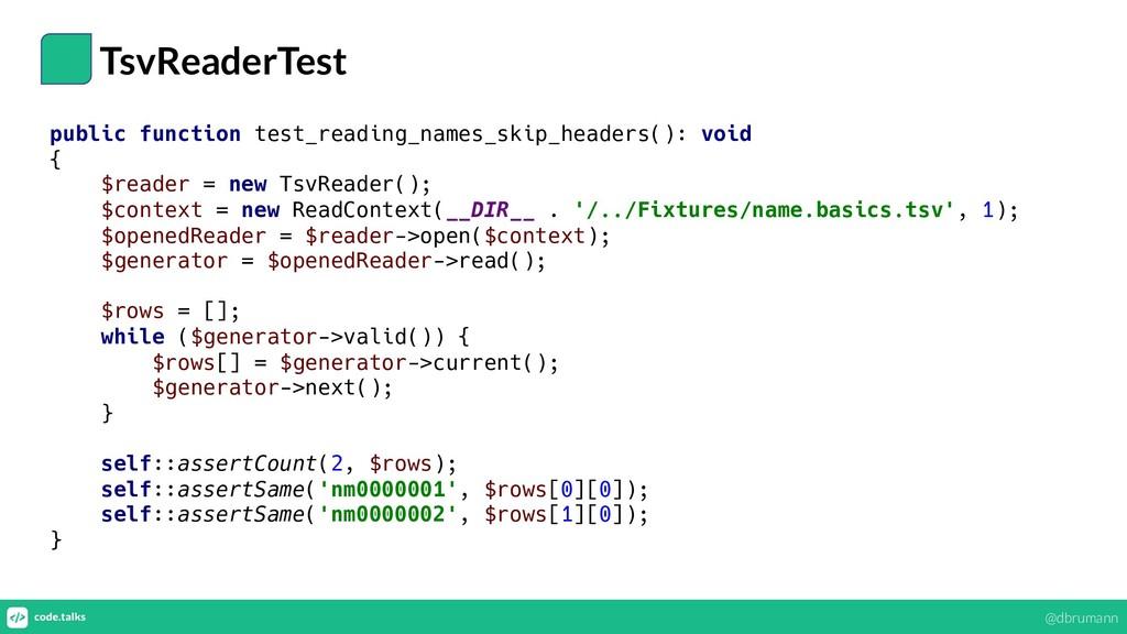 TsvReaderTest public function test_reading_name...