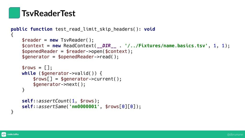 TsvReaderTest public function test_read_limit_s...